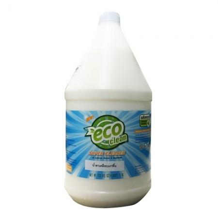 น้ำยาเคลือบเงาพื้น #T02 ECOCLEAN 3.8L