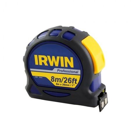 ตลับเมตร หุ้มยาง PRO 8ม. 13951 IRWIN