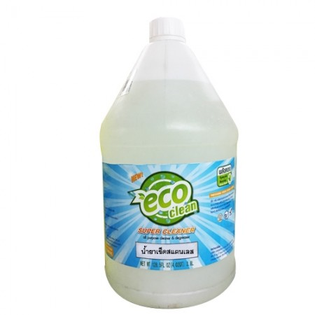 น้ำยาเช็ดสแตนเลส #T01 ECOCLEAN 3.8L