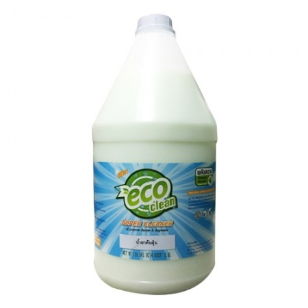 น้ำยาดันฝุ่น (น้ำ) #13 ECOCLEAN 3.8L