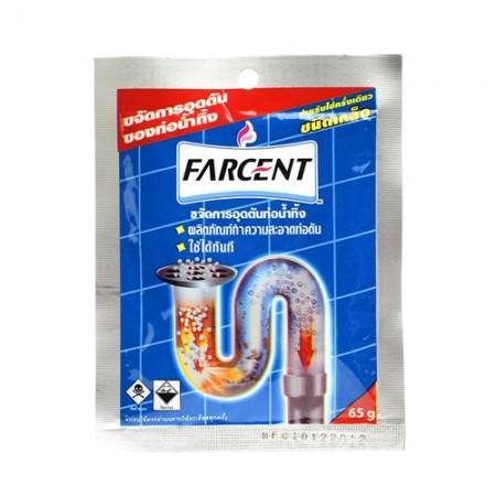 น้ำยาล้างท่อตัน JD-5191 65ก. FARCENT