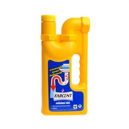 น้ำยาล้างท่อตัน JS-5011 1000มล FARCENT