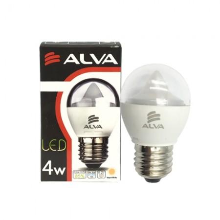หลอดจำปา LED 4W ALVA
