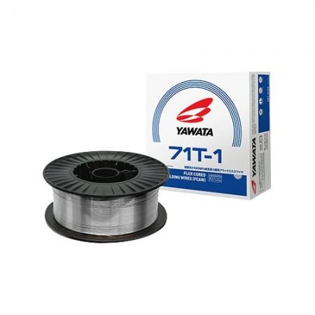 ลวดเชื่อมแก๊สFLUX CORED 1.2มม 71T-1 YAWATA
