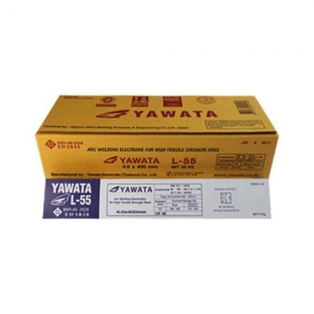 ลวดเชื่อมไฟฟ้า 4.0มม. YAWATA L55