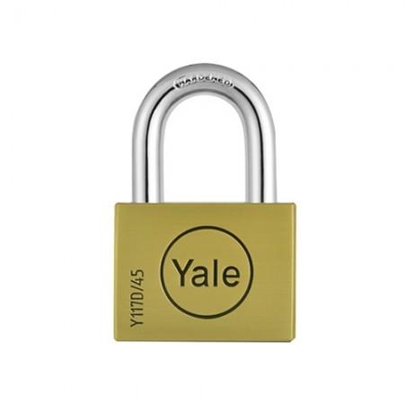 กุญแจคล้อง ระบบ DISC BD45 YALE