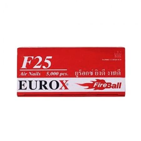ลูกแมกซ์ลม F25 EUROX