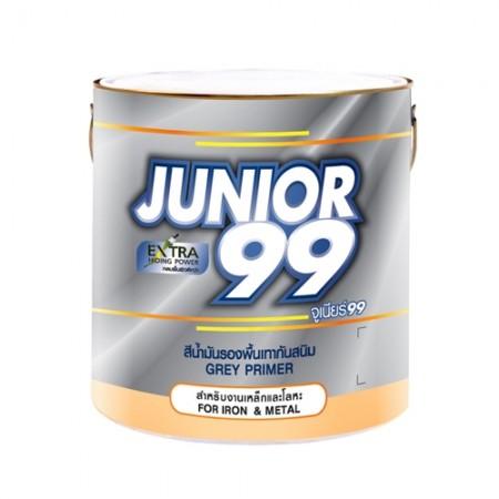 สีกันสนิมเทา 99 จูเนียร์ 5GL NIPPON