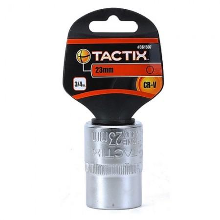 ลูกบล็อก 6P 3/4 361507 23มม. TACTIX