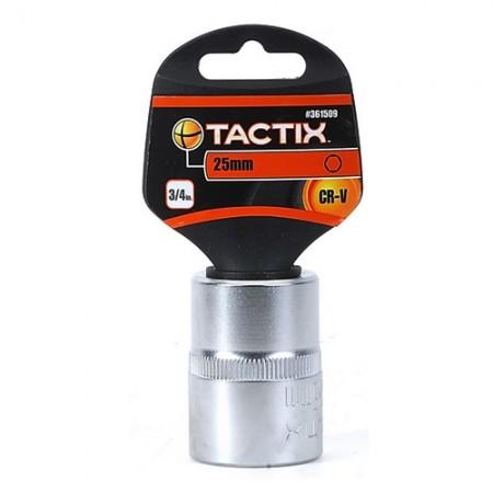 ลูกบล็อก 6P 3/4 361509 25มม. TACTIX