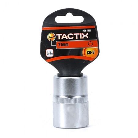 ลูกบล็อก 6P 3/4 361511 27มม. TACTIX