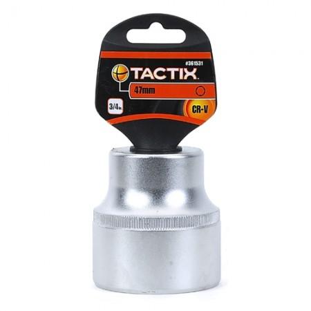 ลูกบล็อก 6P 3/4 361531 47มม. TACTIX