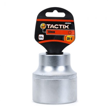 ลูกบล็อก 6P 3/4 361534 50มม. TACTIX