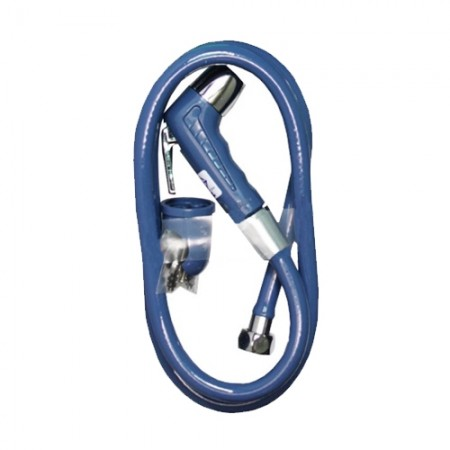 สายชำระ SS02 HANG สีน้ำเงิน