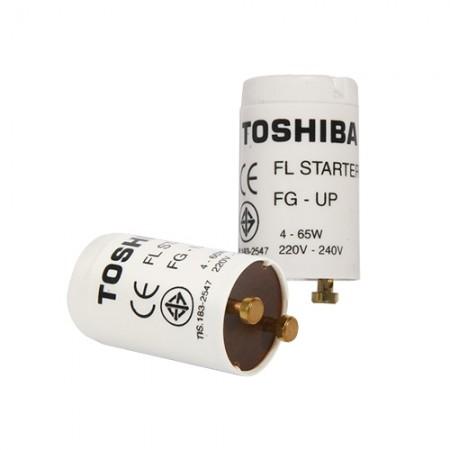 สตาร์ทเตอร์ TOSHIBA LT สีขุ่น