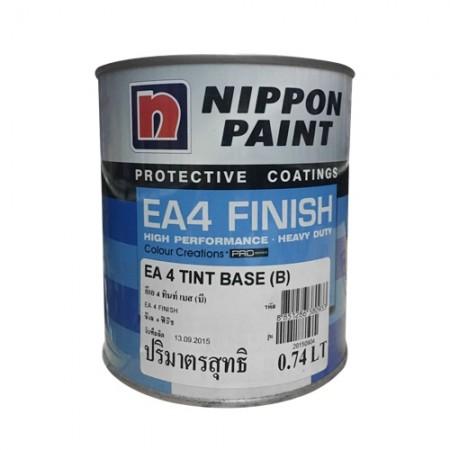 สี PU Recoat Tint- NIPPON 1LA+B เงา