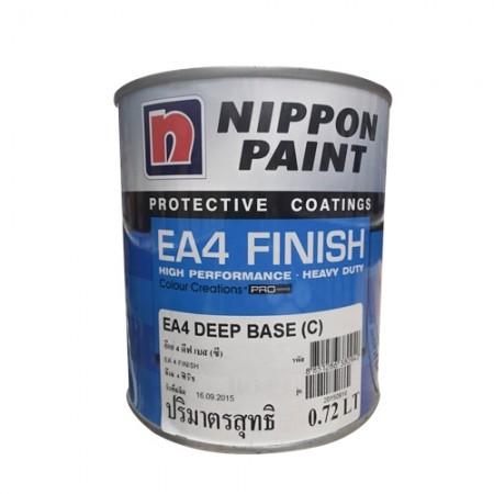 สี PU Recoat Deep(C) NIPPON 1LA+B เงา