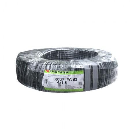 สายไฟ (IEC 53 VCT) 4*1.5 มม YAZAKI