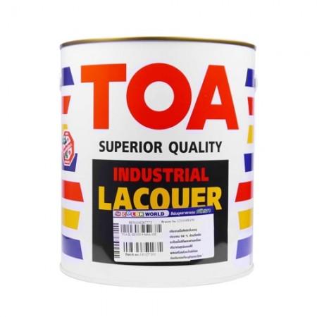 สีพ่นอุตสาหกรรม BASE A TOA ด้าน 1GL