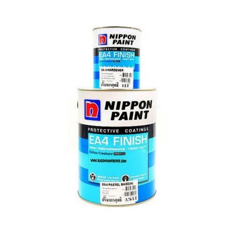 สีอีเอ4ฟินิช Base Pastel (A) NIPPON 5 L A+B เงา