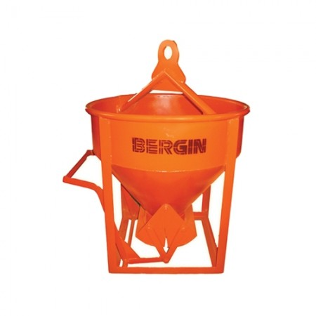 ถังยกปูน แบบเทตรง 1000ลิตร BERGIN