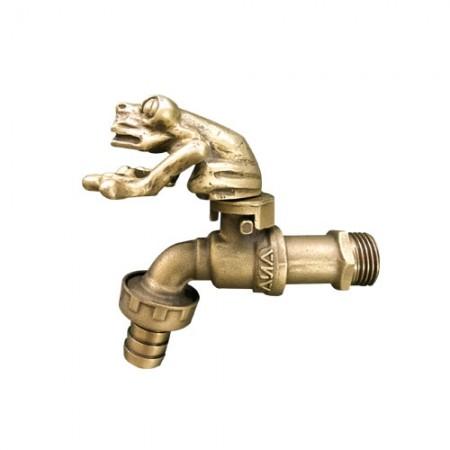 ก๊อกน้ำทองเหลืองเขียดเล็ก 1/2 ANA