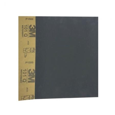 กระดาษทรายน้ำ เบอร์ 1500 3M
