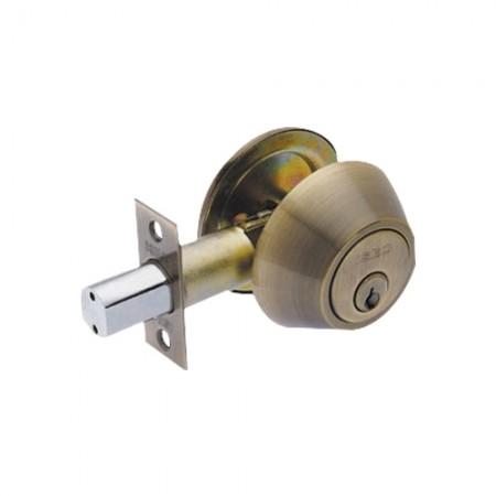 ลูกบิดประตูเสริมความปลอดภัย D7000AB ISEO