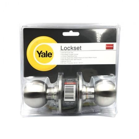 ลูกบิดประตู VCA5227/US32D YALE