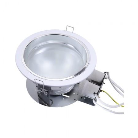 โคมดาวน์ไลท์ 6 HTFDS2005G HI-TEK สีขาว