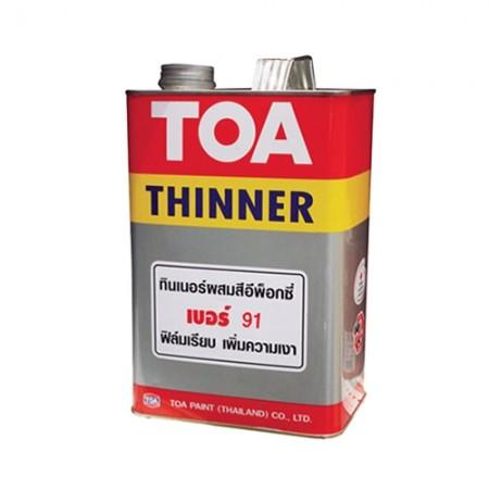 ทินเนอร์ 91 TOA