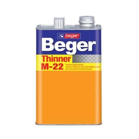 ทินเนอร์ M22 BEGER