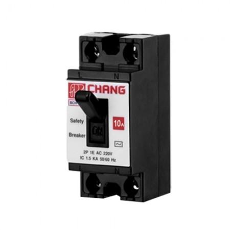เบรคเกอร์ไฟฟ้า 10A BCH-110 CHANG