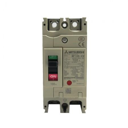 เบรคเกอร์ไฟฟ้า 2P100A NF125CV MITSUBISHI