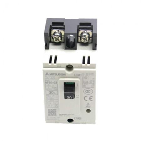 เบรคเกอร์ไฟฟ้า 2P30A NF30CS MITSUBISHI