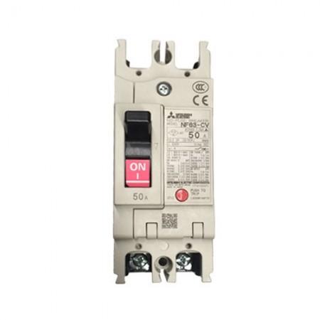 เบรคเกอร์ไฟฟ้า 2P50A MITSUBISHI NF63CV
