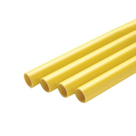 ท่อ PVC 1/2 สีเหลือง ช้าง