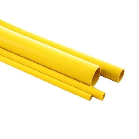 ท่อ PVC 3/8 สีเหลือง น้ำไทย
