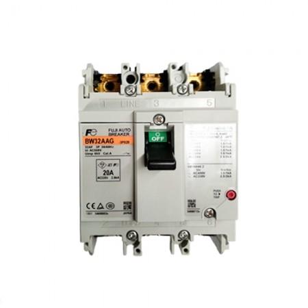 เบรคเกอร์ไฟฟ้า 3P20A  BW32AAG FUJI