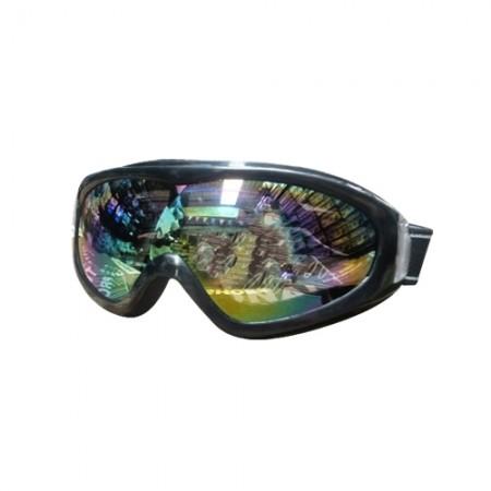 แว่นตานิรภัย HS2009-2 สีปรอท  EAGLE