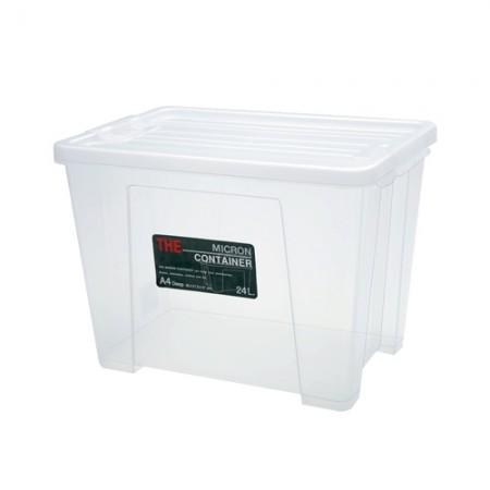 กล่อง Micron Cont กลาง A4-24L 6652 JCP