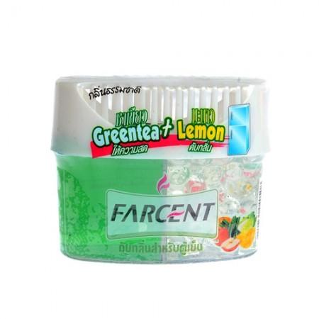 เจลขจัดกลิ่นในตู้เย็น F-405 100ก.FARCENT