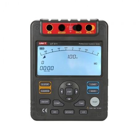 เครื่องวัดฉนวน ดิจิตอล UT-511 UNI-T