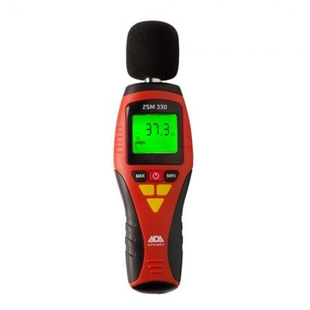 เครื่องวัดระดับเสียง ZSM 330 ADA