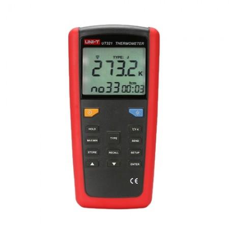 เครื่องวัดอุณหภูมิ ดิจิตอล UT-321 UNI-T