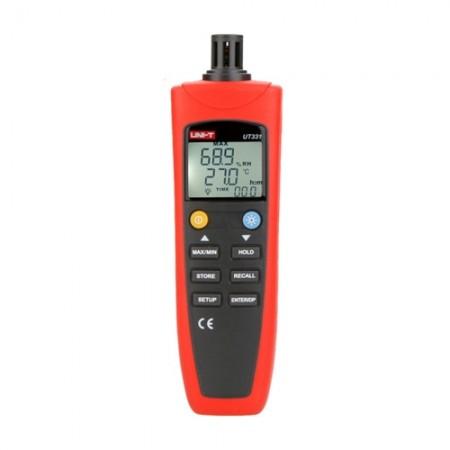 เครื่องวัดอุณหภูมิและความชื้นUT331 UNI-T