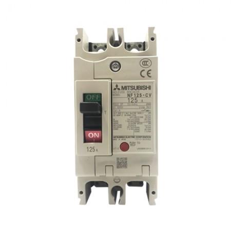 เบรคเกอร์ไฟฟ้า 2P125A MITSUBISHI NF125CV