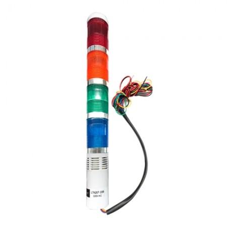 ทาวเวอร์แลมป์ LED 4 SectionLTA207-4 ARGO