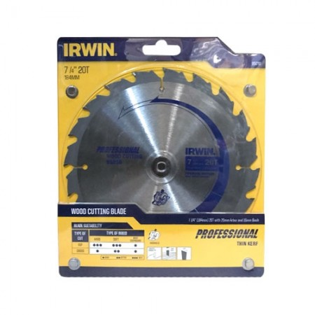 ใบเลื่อยวงเดือน 7*20T T95010 IRWIN