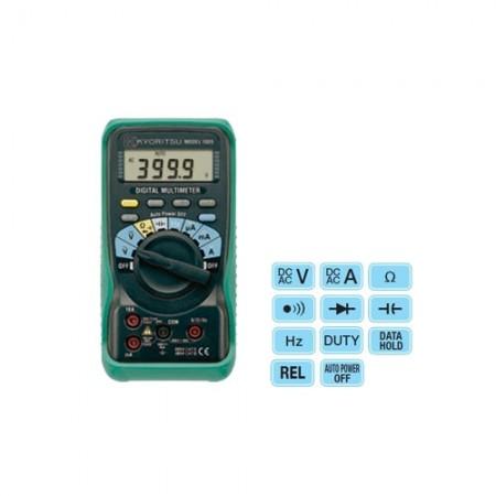 มัลติมิเตอร์ ดิจิตอล KEMD1009 KYORITSU